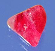 Steine nach Farbe, Pink