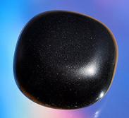 Steine nach Farbe, Schwarz